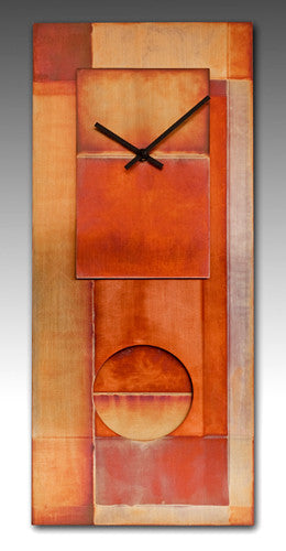 All-Copper Pendulum Clock