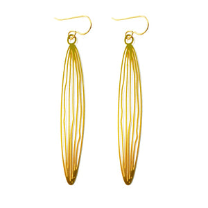 Long Linear Earrings