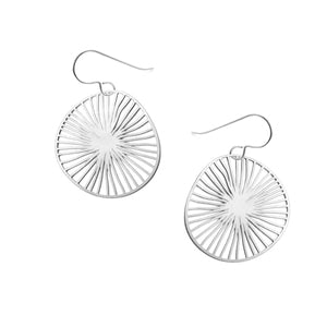 Small Radius Earrings