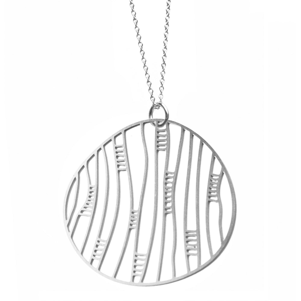 Round Linear Pendant