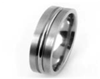 Elemental Titanium Ring