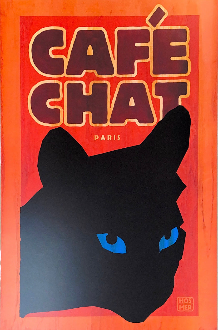 Café Chat Paris