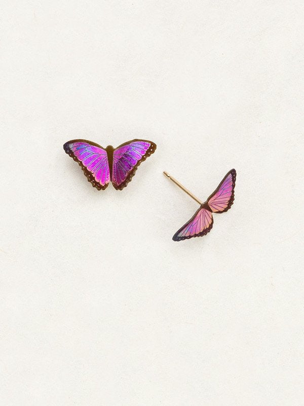 Petit Bella Butterfly Post Earrings