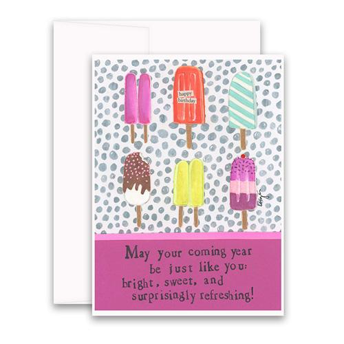 Curly Girl Card Collection