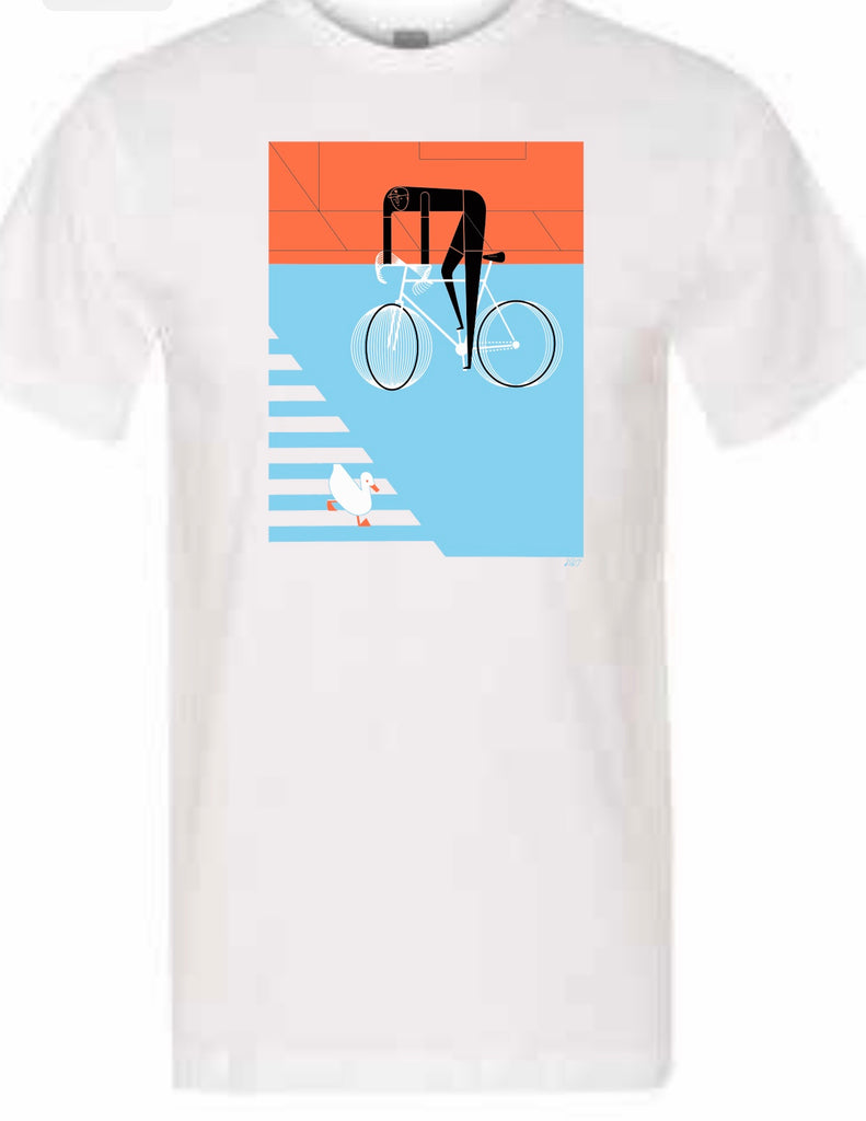 Track Stand Men's T-Shirt