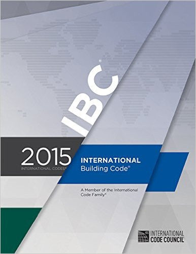2015 International Building Code | 9781609834685