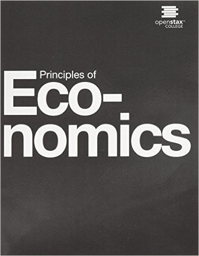 9781938168239 | Principles of Economics ~ Published by OpenStax