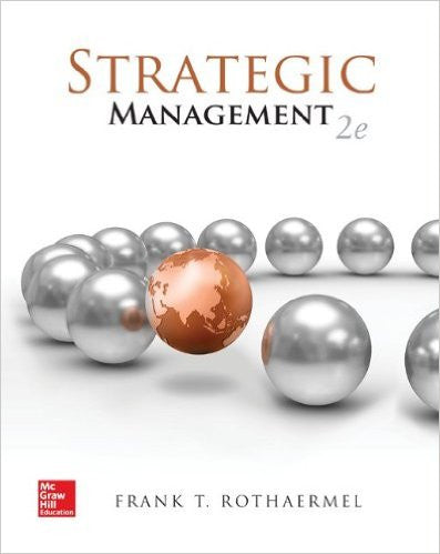 9780077645069 | Strategic Management: Concepts 2nd Edition