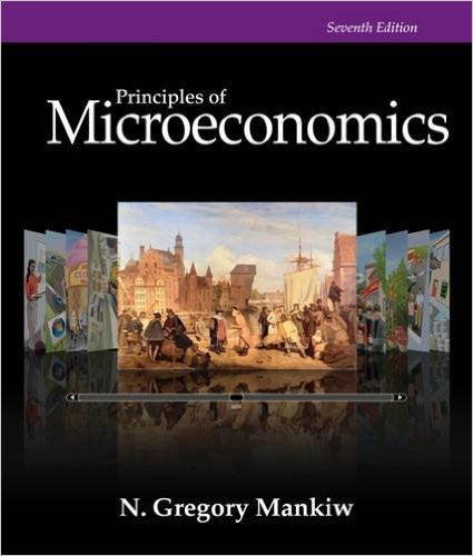 9781285165905 | Principles of Microeconomics, 7th Edition