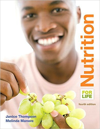 9780133853360 | Nutrition for Life ~ 4th Edition