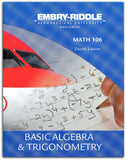 9781269391061 | BUNDLE BASIC ALGEBRA AND TRIGONOMETRY WITH MYMATHLAB FOR EMBRY-RIDDLE UNIVERSITY