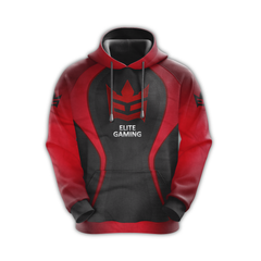 Custom Gaming Hoodies, Personalized eSports Hoodies