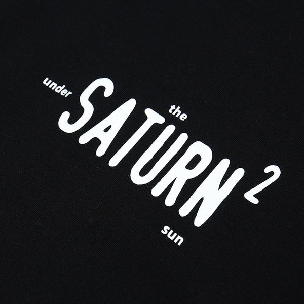 Men Hip Hop T Shirt Planet Saturn Print Streetwear Tshirt Harajuku Summer Short Sleeve T-Shirt Hiphop Cotton Tops Tees New