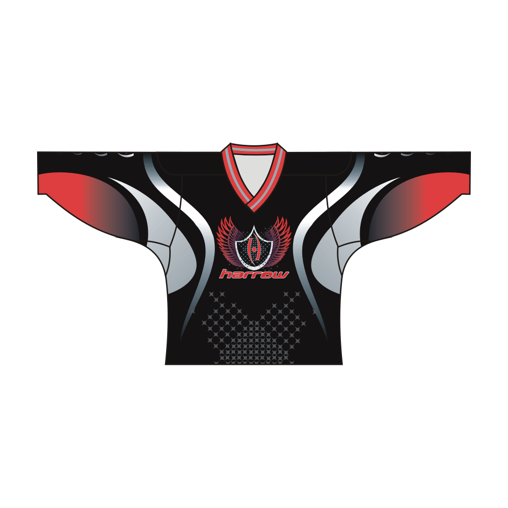 Sublimated HARROW Team Design Hockey Shirts