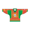 SUBLIMATED AZORES TEAM DESIGN HOCKEY JERSEY PORTUGAL MADEIRA