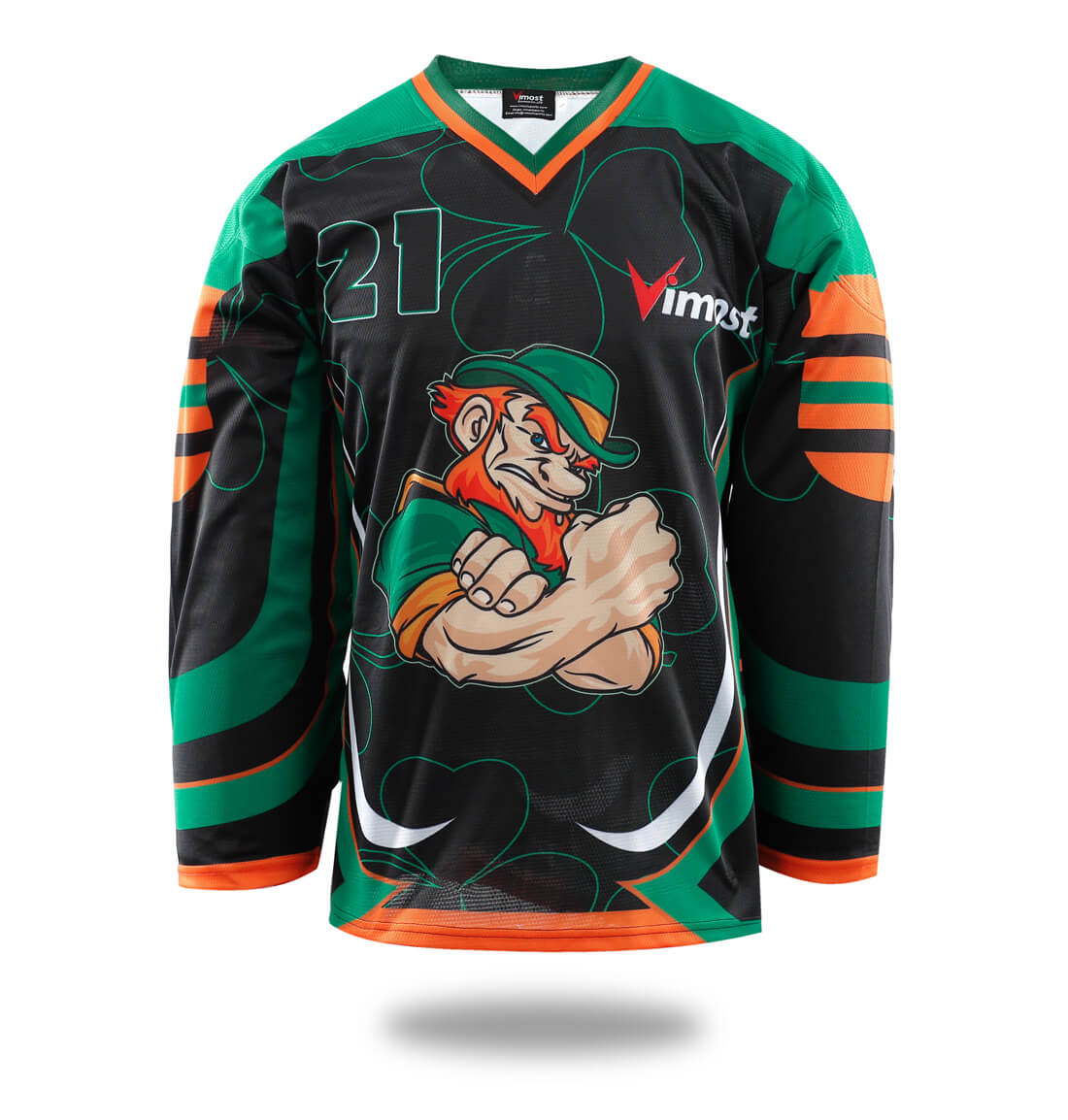 Hot Sales Product Ireland Design Ice Hockey Jersey-Vimost Sports