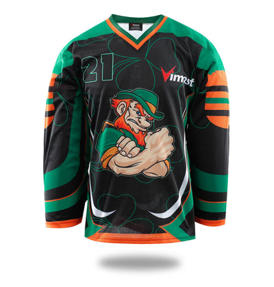 Hot Sales Product Ireland Design Ice Hockey Jersey - Vimost Sports