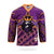 Joke King Design Purple Hockey Shirts