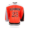 Phoenix Design Orange Ice Hockey Jersey-Vimost Sports