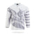 Rampage Design White Ice Hockey Jersey-Vimost Sports