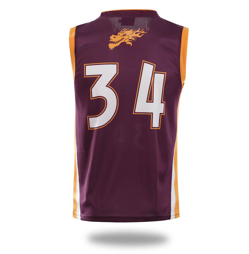 Simple Design Basketball Jersey And Shorts