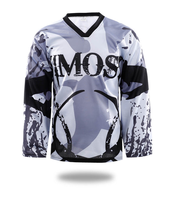 Vimost Grey Design Ice Hockey Wear-Vimost Sports