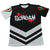 Scream Black and White Gaming Jersey-Vimost Sports