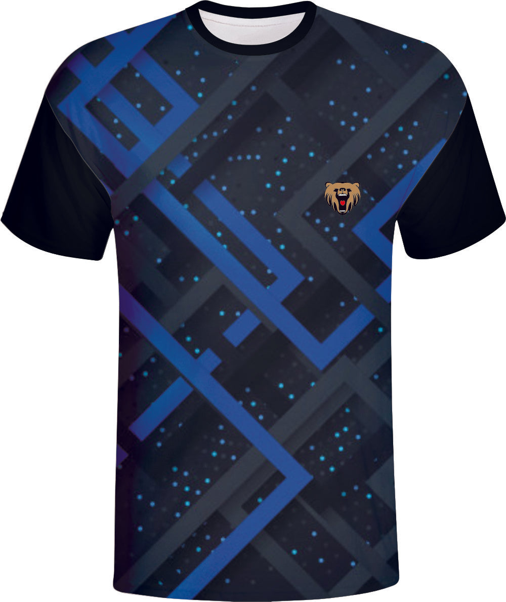 Sublimation Gamer Sports Wear Design Esports Jersey