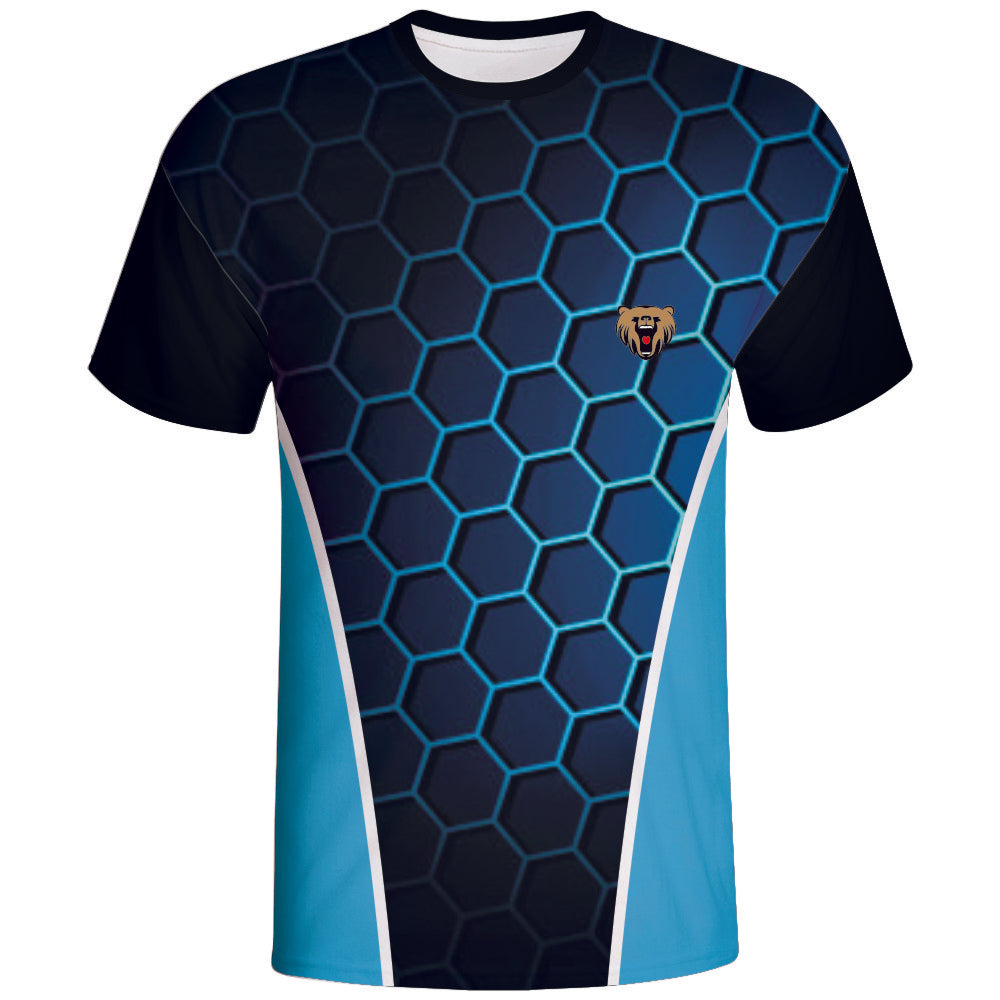 Vimost Design Esports Match UK,CA,USA Gaming Championship Jersey