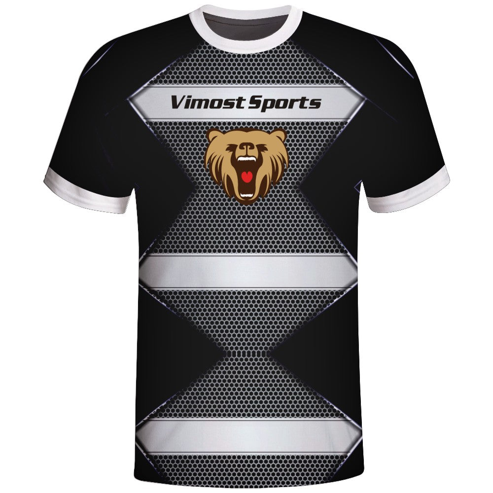 Vimost Team Design Gaming Tshirts With your Gamertag Wear