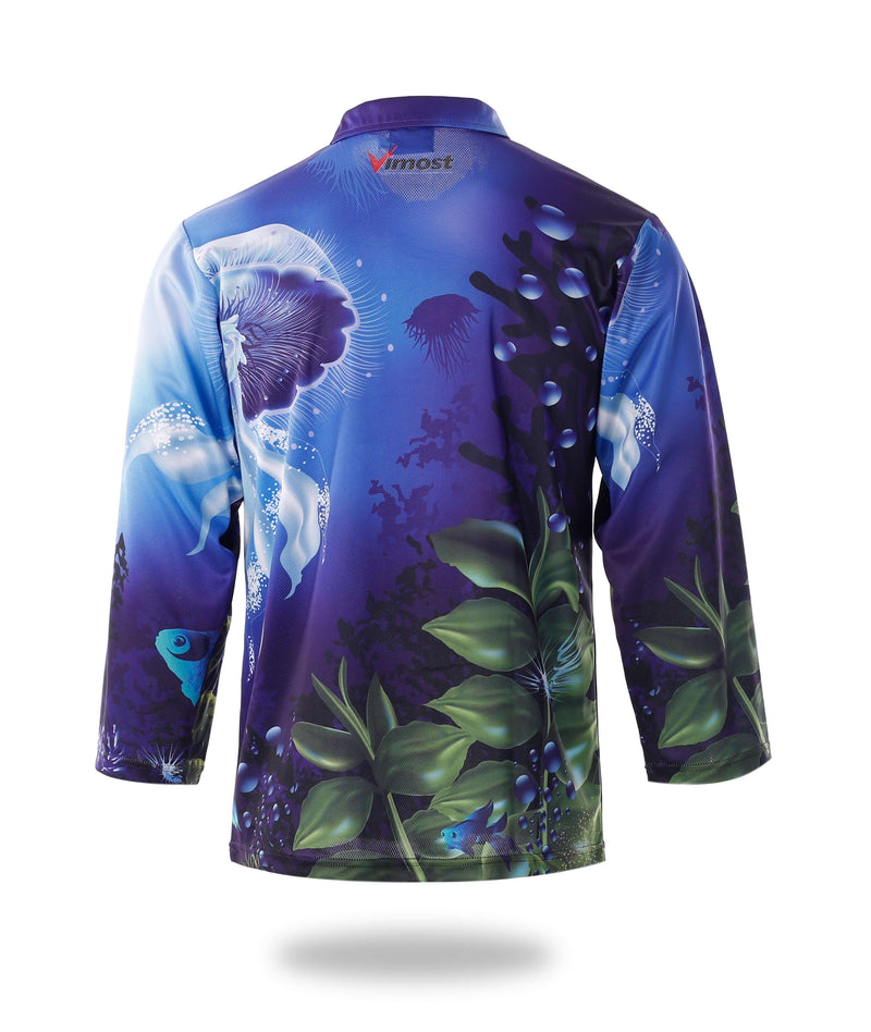 Mens Long Sleeve Design Fishing Shirts