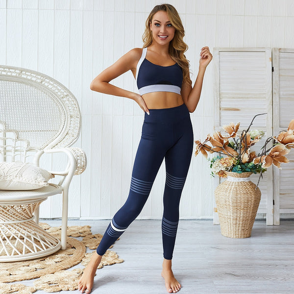 2019 New Women Sports Active Wear Gym Yoga Fitness