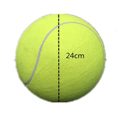 24 CM Dog Tennis Ball Large Pet Toys Funny Outdoor Sports Dog Ball Gift for creating great memories with your pets 23JunO3