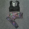 Women's Running Fitness Sports Bra+Yoga Pants