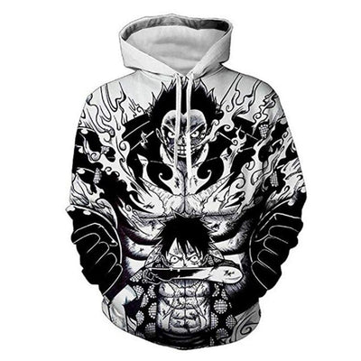 One Piece Roronoa Zoro 3D Hoodie Hoodies Men Women Long Sleeve Autumn Pullover Sportswear Tracksuit Casual Thin Sweatshirt