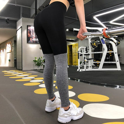Seamless Leggings For Woman Sport Booty Pants Stretchy Gym Leggings Push Up Leggings Train Trousers Workout
