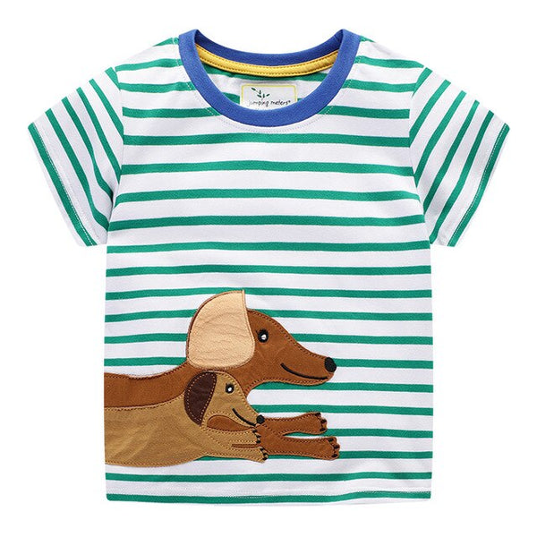 Baby Boys T shirts for Kids Clothing Autumn Winter Children T shirt for Boy Clothes