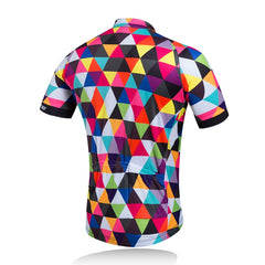 Short Sleeve Maillot Ropa De Ciclismo Hombre Verano bike jersey Cycling Jersey