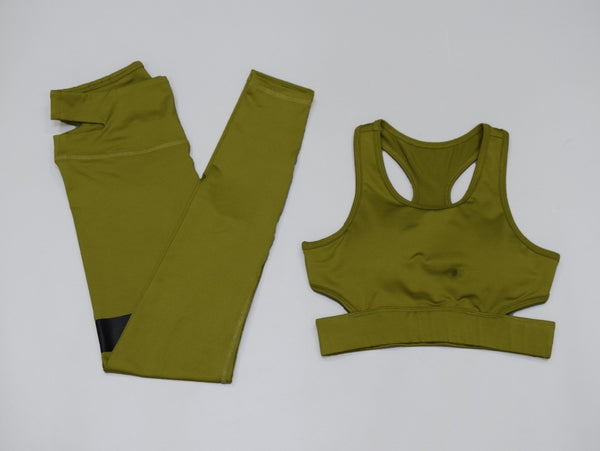 Women Sport Suit Female Yoga Sets Workout Gym Wear Running Clothing Fitness Set
