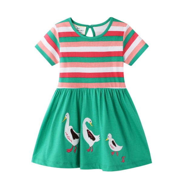 Toddler Dresses for Girls Clothes Brand Cotton Christmas Princess Dress