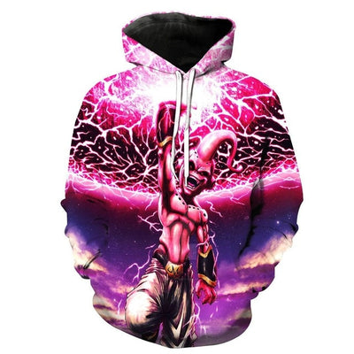 Dragon Ball Z Goku 3D Hoodie Coat Men Women Sweatshirts 3D Hoodies Pullovers Outerwear Hoodie Jacket