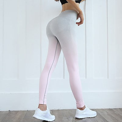 Sport Leggings Fitness Women Gym Tights Stretch Running Pants