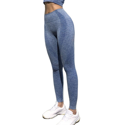 Women Fitness Running Yoga Pants Energy Seamless Leggings Gym Girl leggins
