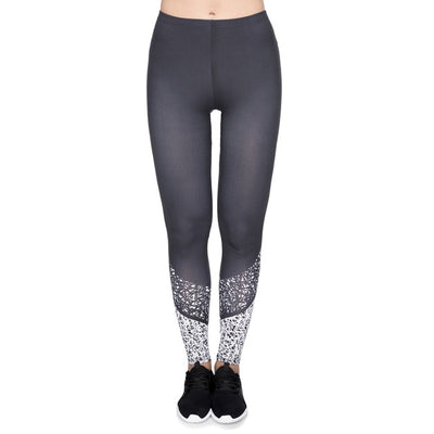 Multicolor Pattern 3D Printing legging fitness feminina leggins Woman Pants workout leggings
