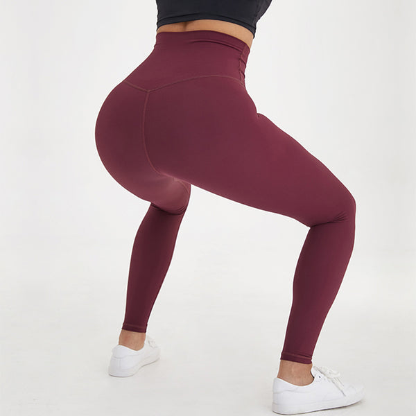 Super High Rise Sport Fitness Leggings Women Yoga Pants