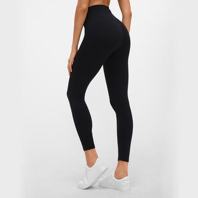 Women Leggings Sport Fitness Workout Leggins Ladies Black