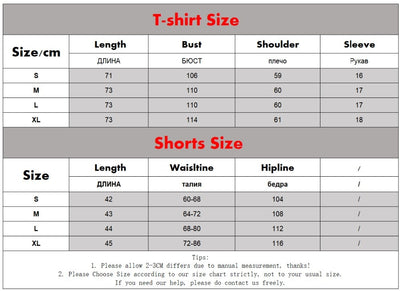 summer tracksuits womens two peices set leisure outfits cotton oversized t-shirts