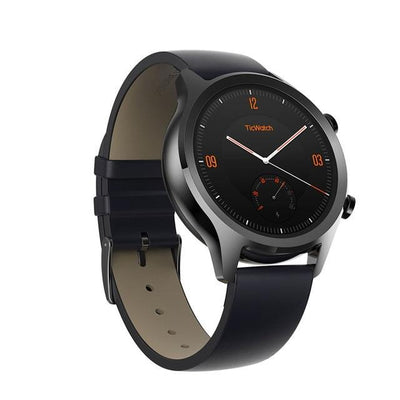 Wear OS by Google Men Bluetooth Smart Watch Android&iOS Compatible IP68 Swim ready Waterproof GPS NFC Available