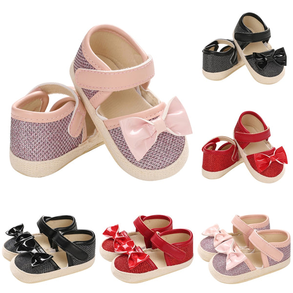 New Summer Children Shoes Girls Princess Dance Sandals Kids Shoes Glitter Sequined Fashion Girls Party Dress Wedding Shoes