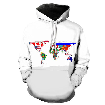 Novelty Russian hoodies Sweatshirts Men Retro Eagle Russia Flag 3d Print Hooded Pullover Unisex Clothing Custom Oversized